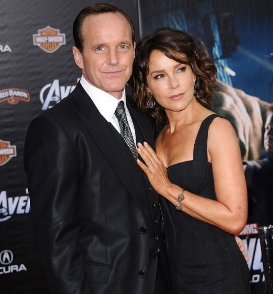 Jennifer Grey husband