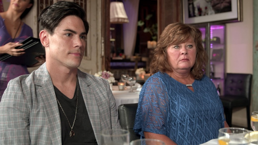 Tom Sandoval parents
