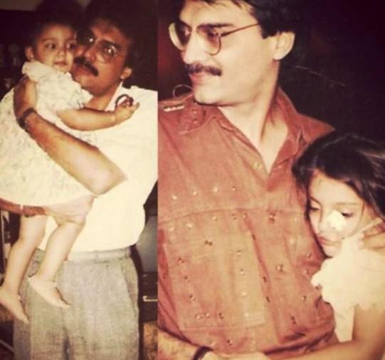 Miheeka Bajaj father