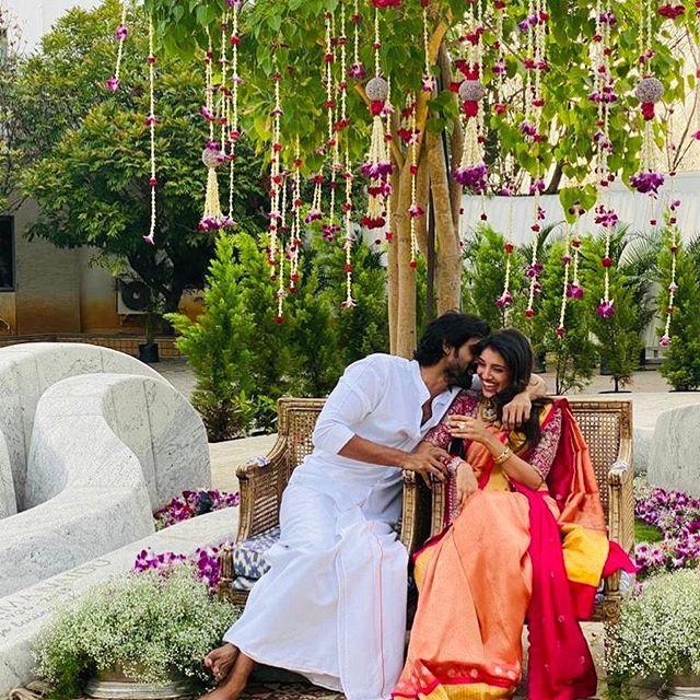Rana Daggubati and Miheeka Bajaj Engaged