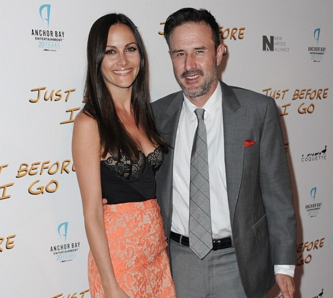 David Arquette Married