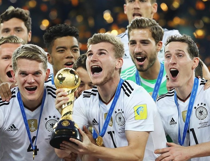 Timo Werner Title