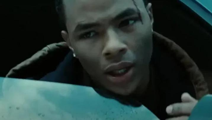 Gregory Tyree Boyce in Twilight