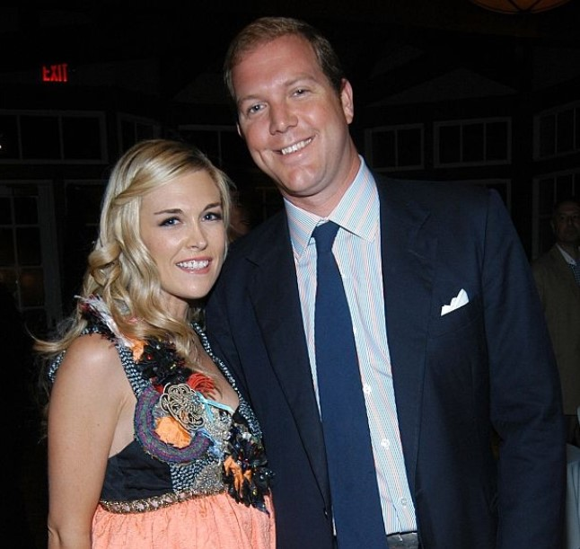 Tinsley Mortimer husband