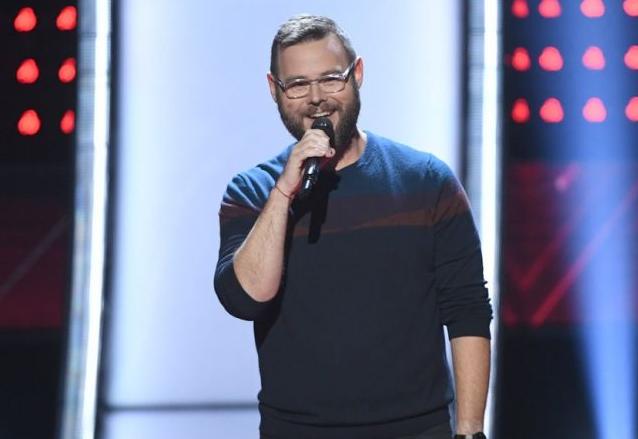 Todd Tilghman, winner of The Voice 2020