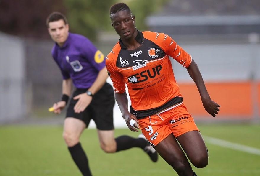 Serhou Guirassy Footballer