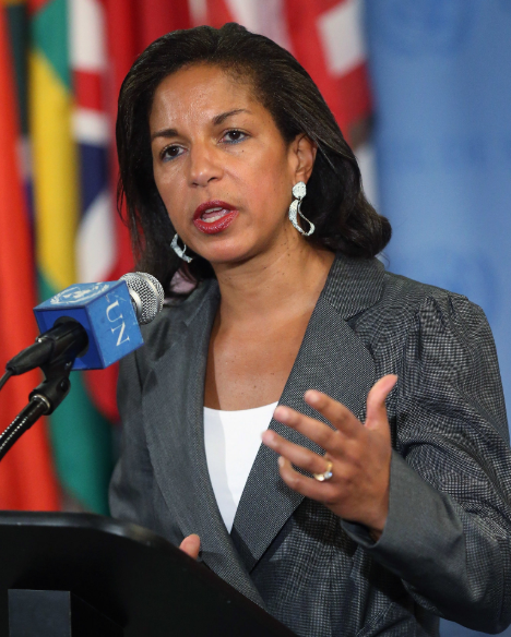Susan Rice Speeching