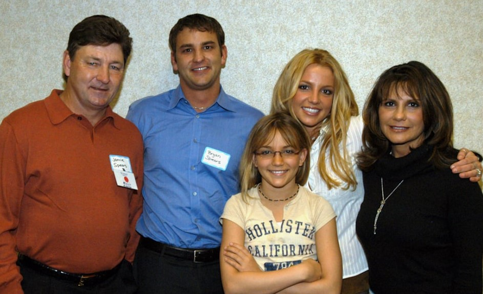 Jamie Lynn Spears family