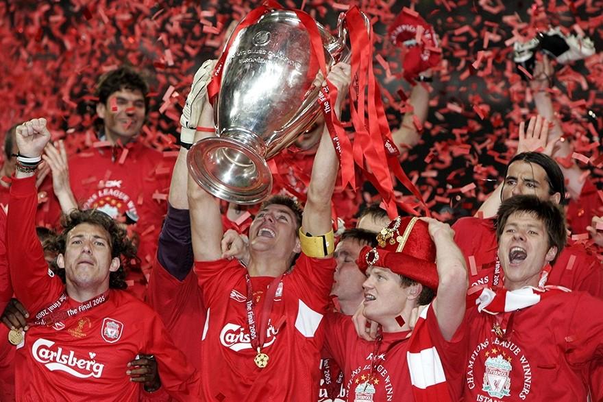 Steven Gerrard titles