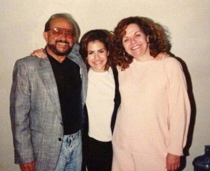 Brittany Murphy parents