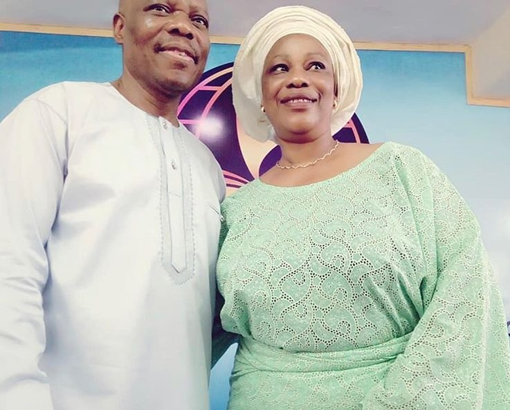 John Boyega parents