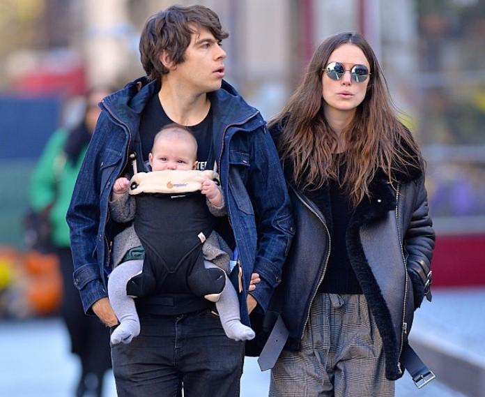 James Righton kids