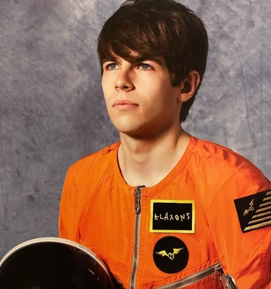 James Righton young