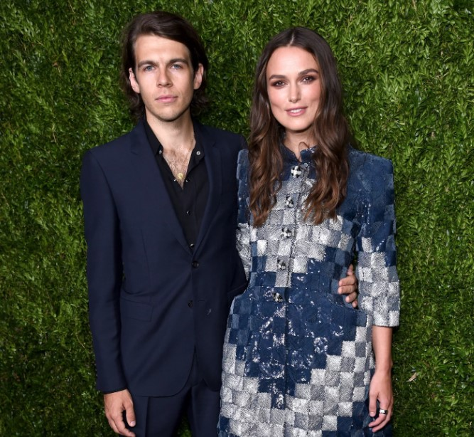 James Righton wife