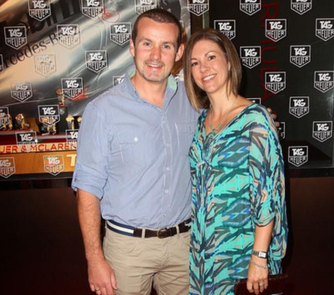 Ryan Moloney Wife