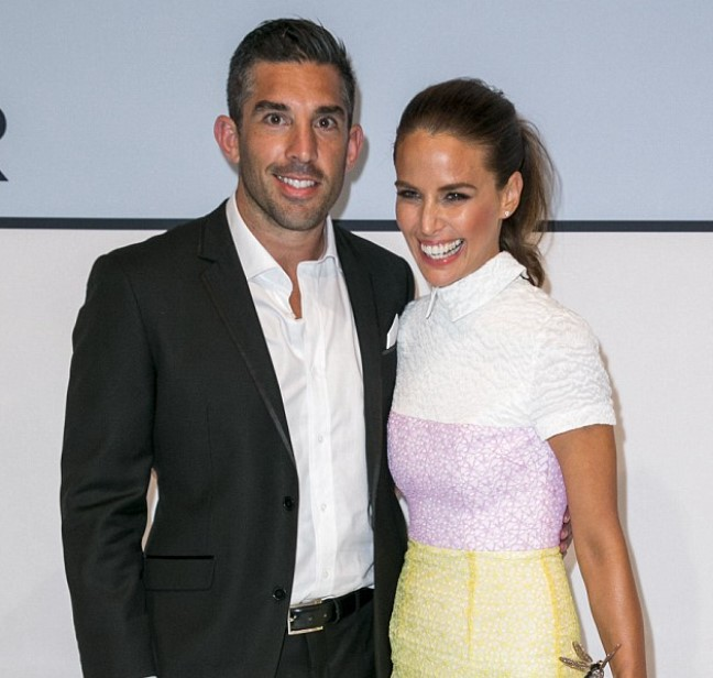 Jodi Anasta married