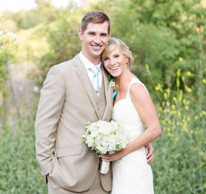 Heather Morris married
