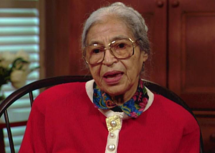 Rosa Parks death