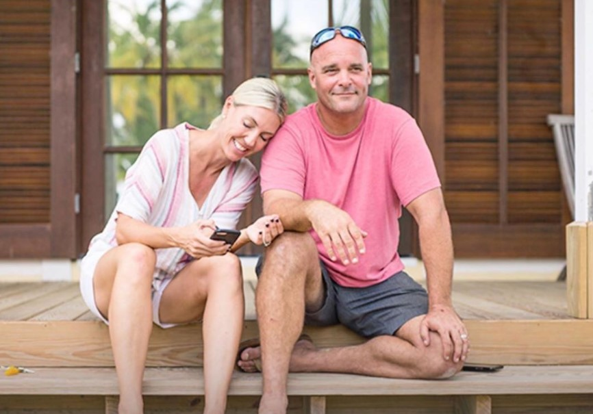 Bryan Baeumler wife