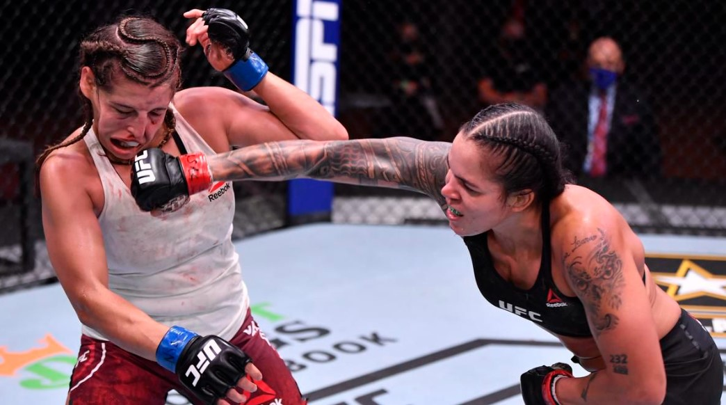 Felicia Spencer Fight
