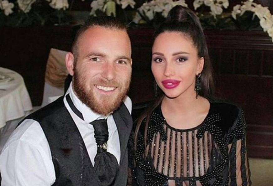 Aleksandar Katai wife