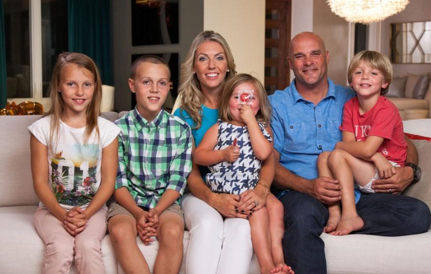 Sarah Baeumler kids