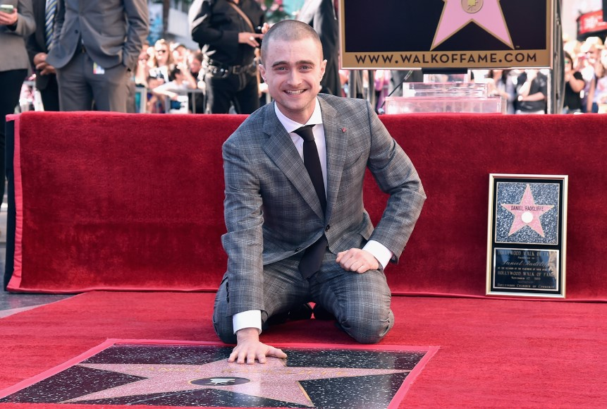 Daniel Radcliffe awards