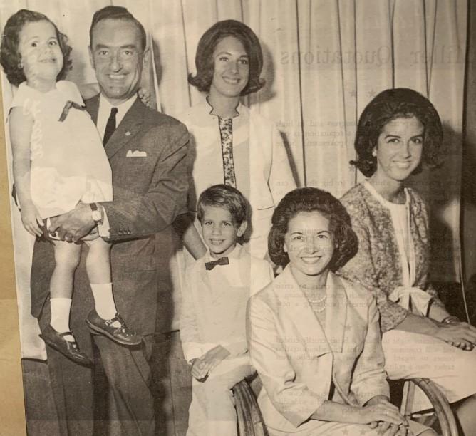Stephanie Miller family