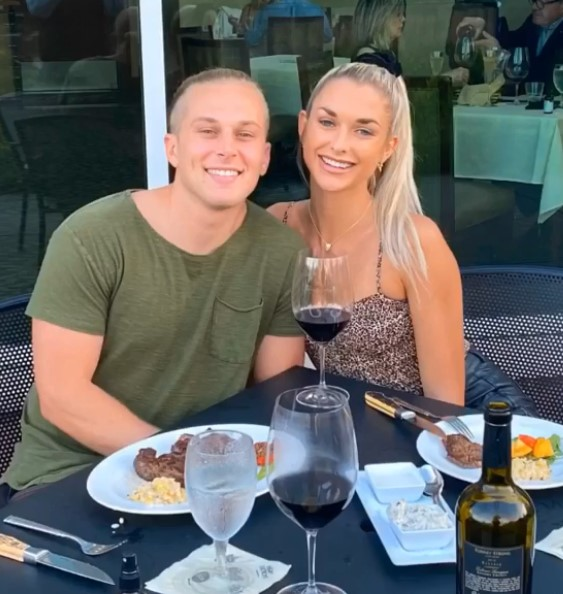 Kelsey Owens dating