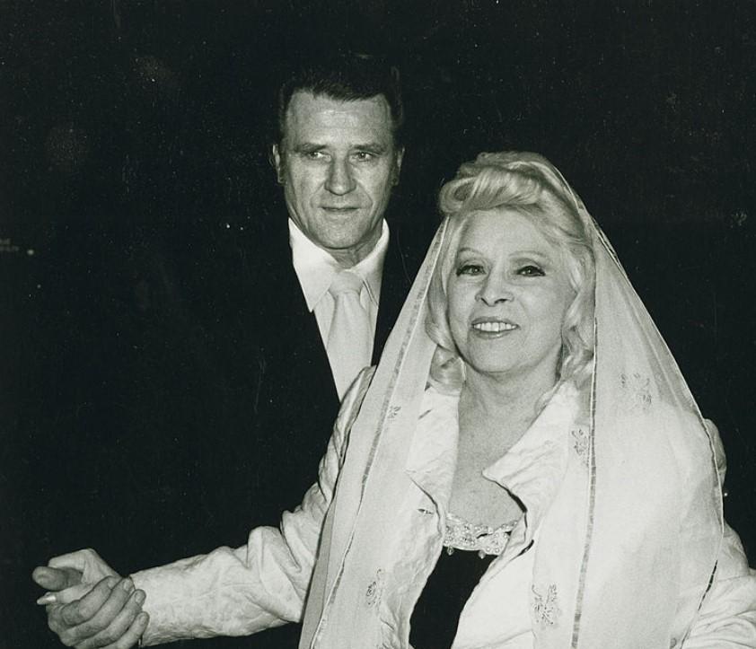 Mae West husband