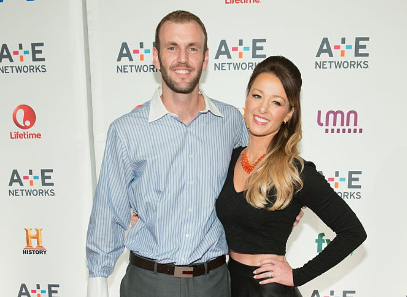 Jamie Otis husband