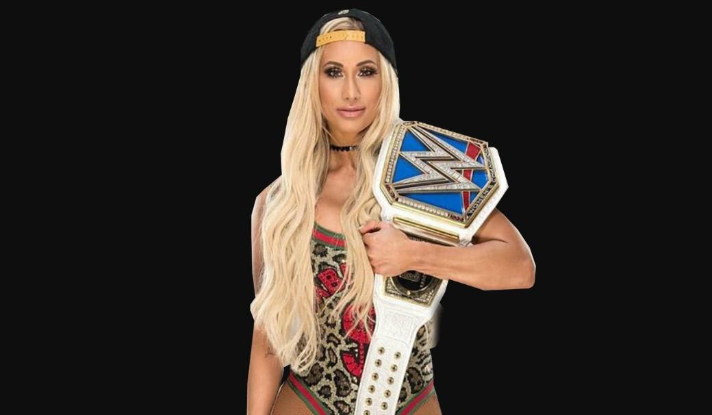 Carmella WWE