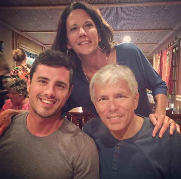 Ben Higgins parents