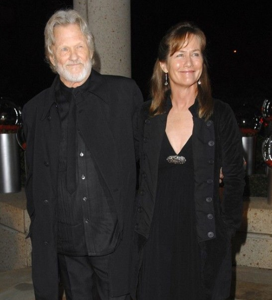 Kris Kristofferson wife