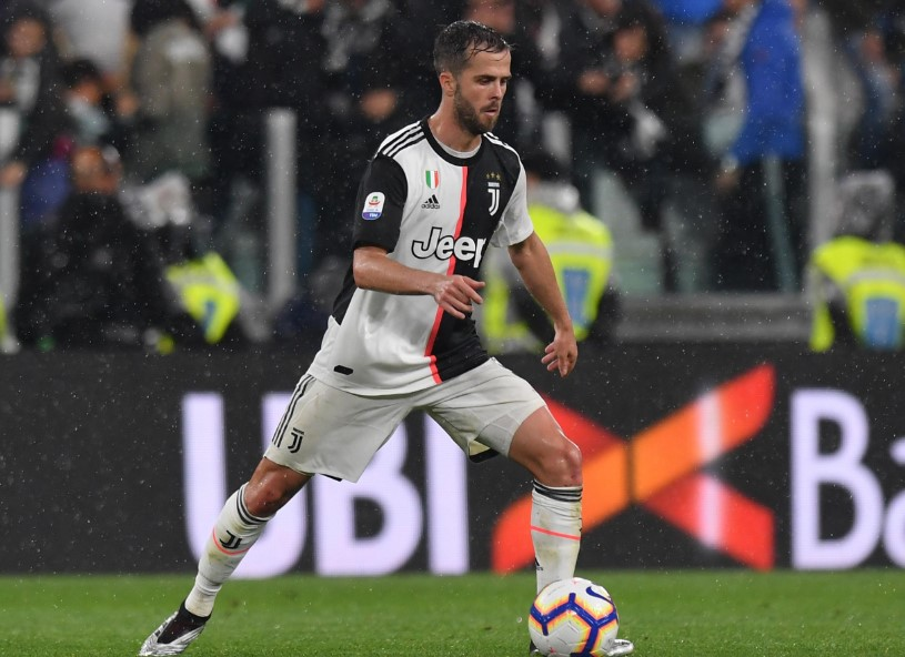 Miralem Pjanic current team