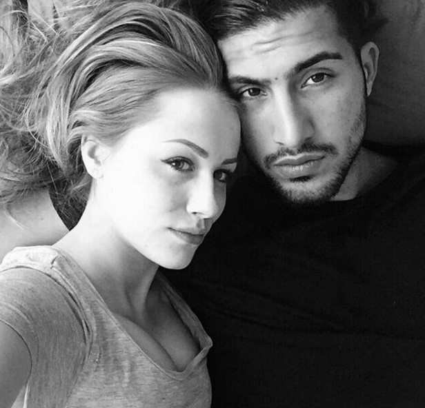 Emre Can dating