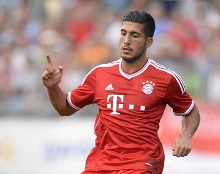 Emre Can Bayern