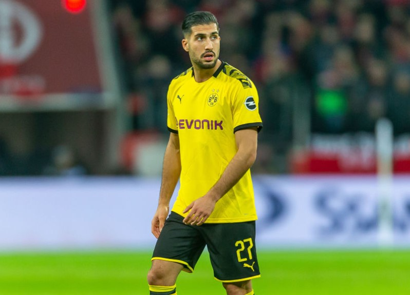 Emre Can Dortmund