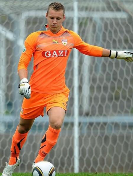 Bernd Leno goalkeeper