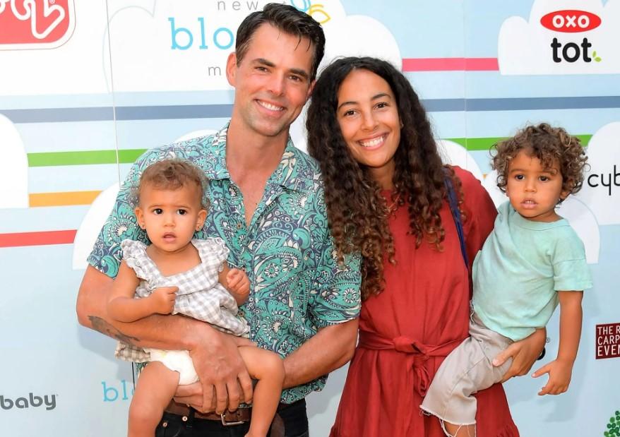 Paloma Jonas family