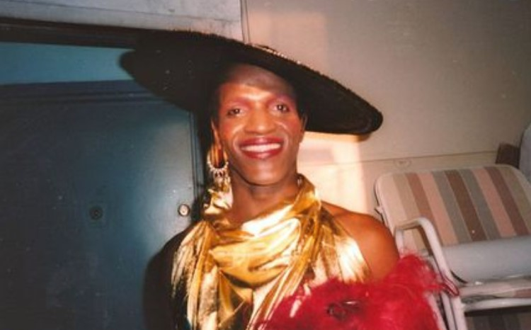 Marsha P. Johnson trans