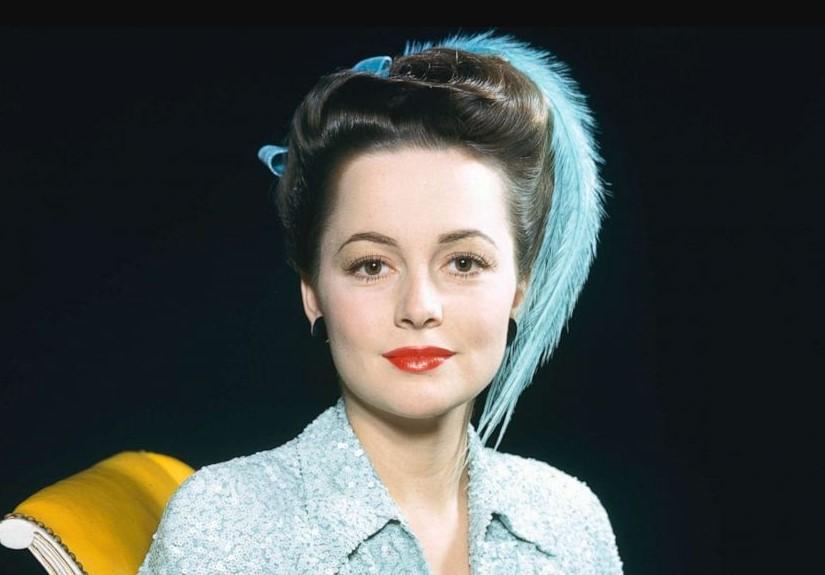 Olivia de Havilland movies