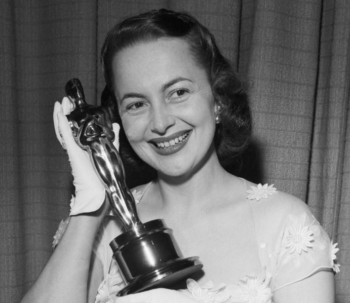 Olivia de Havilland awards