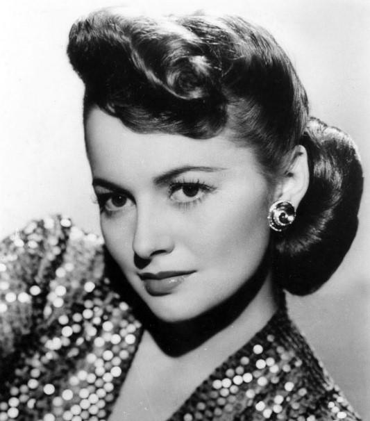 Olivia de Havilland young