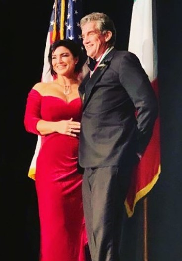 Gina Carano father