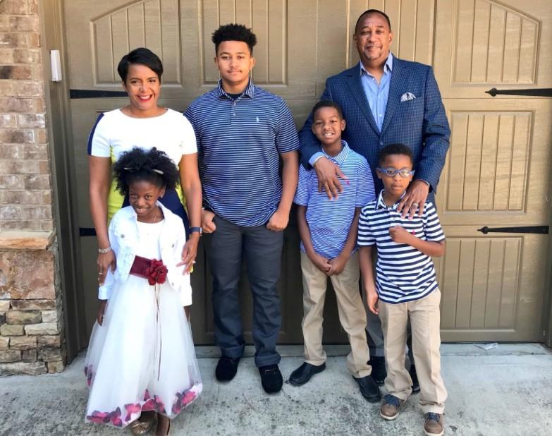 Keisha Lance Bottoms family
