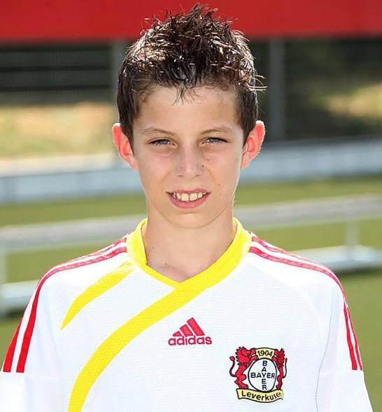 Kai Havertz young