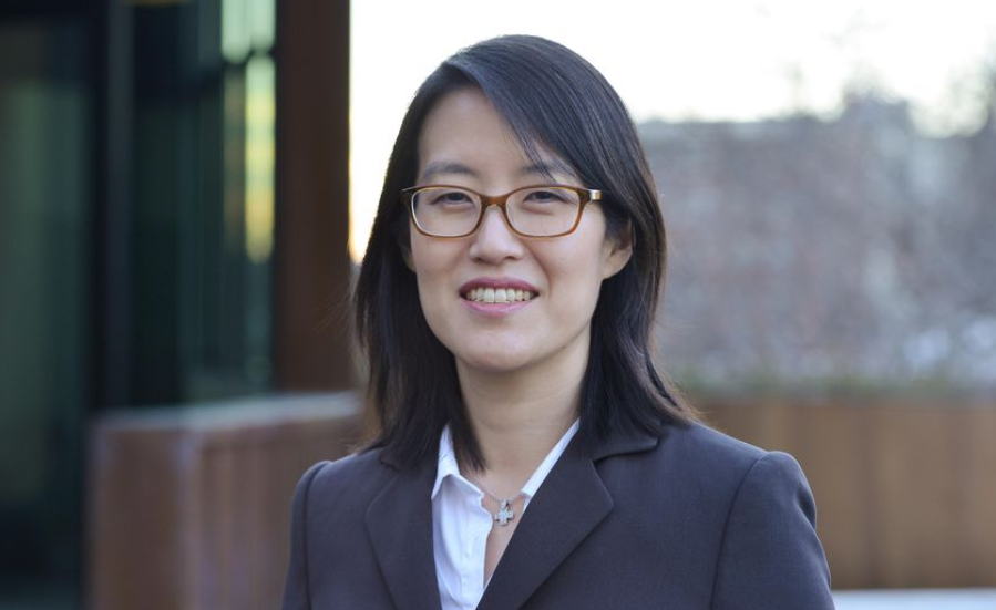 Ellen Pao, a famous Investor and Activist