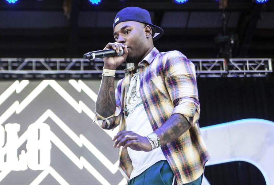 Lil Marlo rapper
