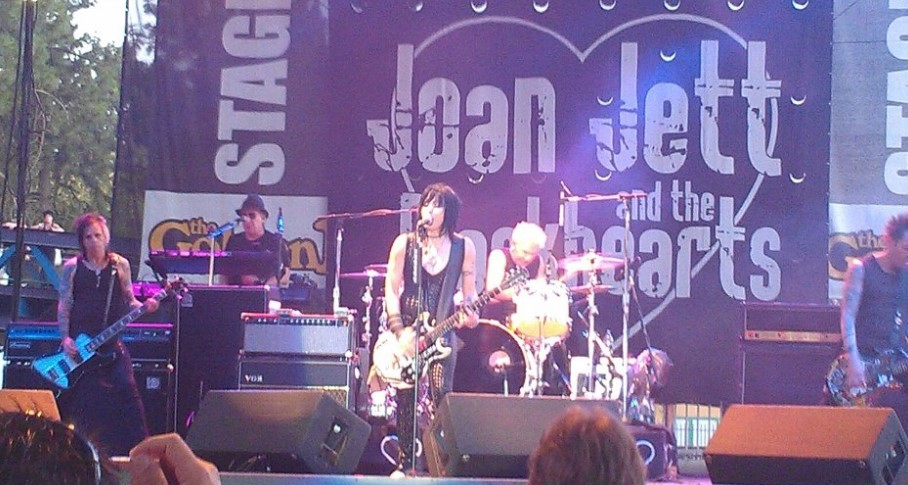 Joan Jett band